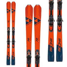 クーポン利用で10%OFF 8/19まで!FISCHER フィッシャー 19-20 スキー 2020 RC ONE 72 MULTIFLEX (金具付き) スキー板 デモ オールラウンド: