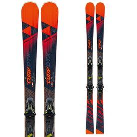 クーポン利用で10%OFF 8/19まで!FISCHER フィッシャー 19-20 スキー 2020 RC4 THE CURV DTX RACETRACK (金具付き) スキー板 デモ オールラウンド: