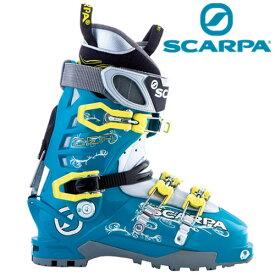 ツアーブーツ 兼用靴 スカルパ SCARPA 16-17ゲア(レディース) オールラウンド ツーリング バックカントリー 「0604BOOT」 [SKIBOOTS]【期間限定ポイント5倍・1月26日10:59まで】