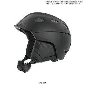 ポイント10倍 2/25AMまで!MARKER マーカー 19-20 AMPIRE アンパイア ABS 軽量 ヘルメット (ブラック):169904