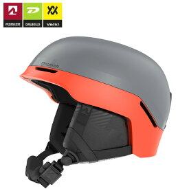 ポイント10倍 2/25AMまで!MARKER マーカー 19-20 CONVOY+ コンボイプラス 軽量インモールド ヘルメット サイズ調整可 (グレー-レッド):169906