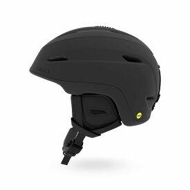 クーポン利用で10%OFF!2/17AMまで!GIRO ジロー 19-20 ヘルメット 2020 ZONE MIPS Matte Black ゾーンミップス スキーヘルメット メンズ MIPS カメラ取付可: