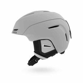 クーポン利用で10%OFF!4/6AMまで!GIRO ジロー 19-20 ヘルメット 2020 NEO Matte Light Gray ネオ スキーヘルメット メンズ アジアンフィット: [34SS_HEL]