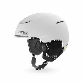 クーポン利用で10%OFF!4/6AMまで!GIRO ジロー 19-20 ヘルメット 2020 TERRA MIPS Matte White Sun Print テラミップス スキーヘルメット レディース MIPS 軽量: [34SS_HEL]
