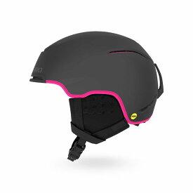 クーポン利用で10%OFF!2/17AMまで!GIRO ジロー 19-20 ヘルメット 2020 TERRA MIPS Matte Graphite/Bright Pink テラミップス スキーヘルメット レディース MIPS 軽量: