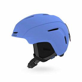クーポン利用で10%OFF!2/17AMまで!GIRO ジロー 19-20 ヘルメット 2020 NEO JR Matte Midnight/Shock Blue ネオジュニア スキーヘルメット ジュニア アジアンフィット: