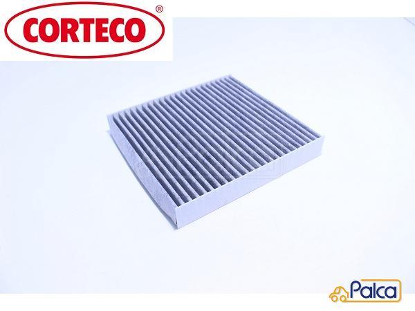 【あす楽】フィアット エアコンフィルター/キャビンフィルター 活性炭 500 500C/2012- パンダ/312 CORTECO製 51854918