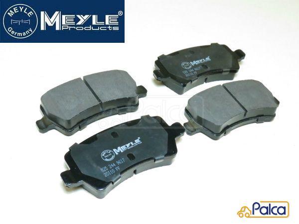 【あす楽】ボルボ/フォード リア ブレーキパッド S80II,V70III,XC70II.XC60 ギャラクシー,S-MAX