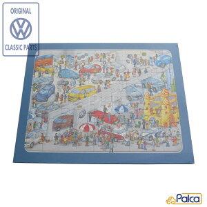 【あす楽】フォルクスワーゲン/VW ジグソーパズル 72ピース フォルクスワーゲンワールド 純正品