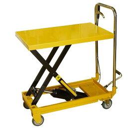 イリイ 油圧リフトテーブルリフト300kg昇降式台車テーブルリフター