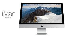 【プロ仕様】iMac27 Corei7-4.0GHz 5K Retinaディスプレイ Fusion Drive 9TB(SSD 1TB + HDD8TB) メモリ32GB MF886J/A(A1419)Late2014 AMD Radeon R9 M290X 2048MB