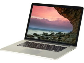 【プロ仕様】MacBookPro15インチRetina/Core i7-2.3GHz/SSD256GB/メモリ8G/Mid2012(A1398)MC975J/A【中古良品】