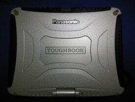 Panasonic タフブック TOUGHBOOK CF-19 (CF-19ZE001CJ) Corei5-3610ME/4G/タッチパネル/無線LAN・Bluetooth内蔵【新品SSD240GB】【良品】【中古】
