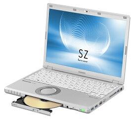 【予約販売】Let's note CF-SZ5 Corei5/4G/SSD128G/Win10/12.1インチ/無線LAN・Bluetooth内蔵/DVDマルチ搭載