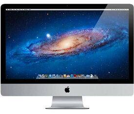 【予約販売】【送料無料】【中古】高速起動!/iMac27インチ/Core i7/新品SSD240GB換装済!メモリ8G/A1312/Mid2011(iMac12.2)MC814J/A/BTOモデル/Thunderbolt