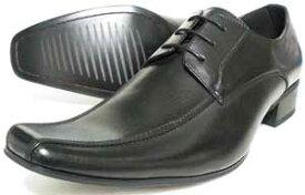 LASSU&FRISS スワールモカ ビジネスシューズ 黒 3E(EEE) 27.5cm、28cm(28.0cm)、29cm(29.0cm)、30cm(30.0cm)[大きいサイズ・メンズ・革靴・紳士靴]