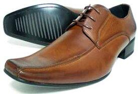 LASSU&FRISS スワールモカ ビジネスシューズ アンティーク濃茶 3E(EEE) 27.5cm、28cm(28.0cm)、29cm(29.0cm)、30cm(30.0cm)[大きいサイズ・メンズ・革靴・紳士靴]