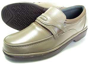 After Golf(アフターゴルフ)本革 モカスリッポン ビジネスシューズ オーク ワイズ4E(EEEE) 23cm(23.0cm)、23.5cm、24cm(24.0cm)[小さいサイズ(スモールサイズ)メンズ革靴・紳士靴]