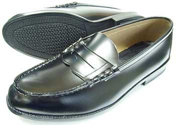 TALPA クラリーノ ローファー 黒 3E(EEE) 28cm(28.0cm)29cm(29.0cm)30cm(30.0cm)31cm(31.0cm)/大きいサイズ・学生靴・紳士靴