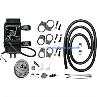 JAGG OIL COOLERS for Harley fans with wide line oil cooler Kit JAGG product no. 751-fp2600 07130123 47-5051 Harley models