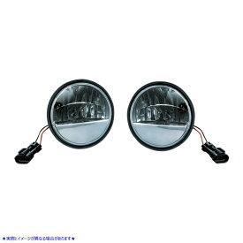 【取寄せ】 2247 KURYAKYN PASSING LAMP PHASE 7 4.5 PASSING LAMP PHASE 7 4.5インチ 20010665 ドラッグスペシャリティーズ 2001-0665 D