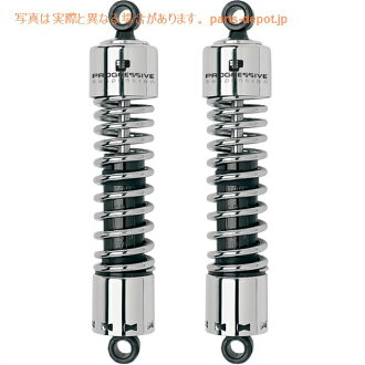 S☆H渐进避震器412-4053C PROGRESSIVE SUSPENSION 13100656 1310-0656避震器412 VROD 13 CHR SHOCK 41