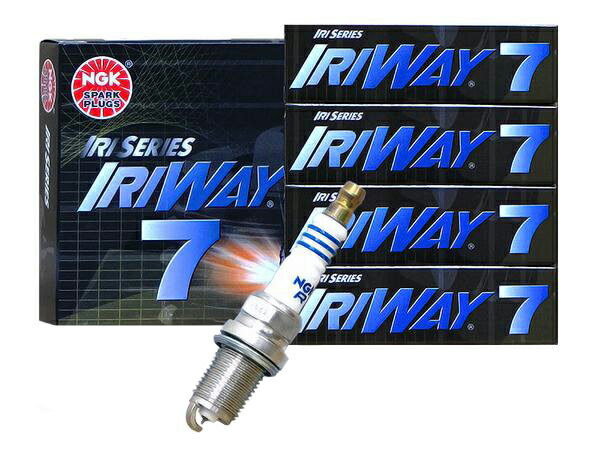 NGK イリシリーズ IRIWAY7コロナエクシブ ST200, ST201 1本楽天カード分割
