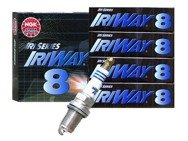 NGK イリシリーズ IRIWAY8コロナエクシブ ST202, ST203 4本【楽天カード分割】