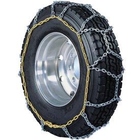 [訳あり][傷あり][汚れ][返品分]つばき トラクタトレーラ スタッドレスタイヤ用 タイヤチェーン CX-S6772カミオンマックス D6.5シリーズ シングル対応タイヤ:245/70R19.5