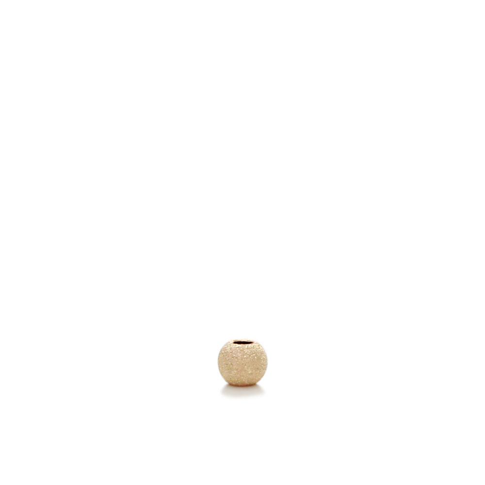 ★タイムセール20%OFF★ 【USA製】14KGFパーツ ゴールドフィルド ビーズ スターダスト 2mm 1個