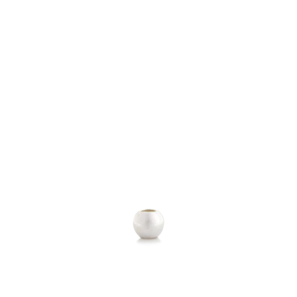 ★タイムセール20%OFF★ 【USA製】シルバー925パーツ ビーズ ラウンド 2mm 1個