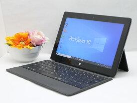 【中古】あす楽 送料無料 タブレット Windows10 Surface Pro2 サーフェスプロ2 Core i5 4300U 1.9GHz メモリ 8GB SSD 256GB Bランク X02