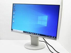 送料無料 液晶ディスプレイ EIZO FlexScan EV2450 23.8インチ 液晶モニター 非光沢 ノングレア 1,920x1,080 G9【中古】