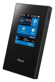 【中古】NECプラットフォームズ SIMロックフリー LTE モバイルルーター Aterm MR04LN ( デュアルSIM 対応 / microSIM ) PA-MR04LN
