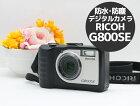 防水・防塵・業務用デジタルカメラ RICOH G800SE リコー 1600万画素 BluetoothRや無線LANを標準搭載 安心のバッテリー2個付属 デジカメ カメラ【中古】