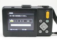 防水・防塵・業務用デジタルカメラRICOHG800SEリコー1600万画素BluetoothRや無線LANを標準搭載安心のバッテリー2個付属デジカメカメラ【中古】