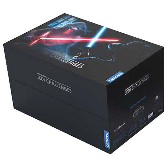 【未開封 未使用品】レノボ Lenovo ZA390004JP ARヘッドセット Star Wars スター・ウォーズ ジェダイ・チャレンジ