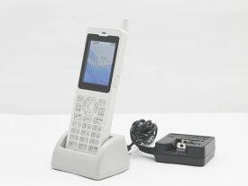 【大量入荷中】中古 PHS 電話機 JRC WX01J R 電池パック 卓上ホルダ ACアダプタ付属 安心の初期化&動作確認済み 送料無料 100日保証 P2