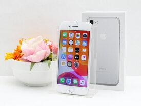 送料無料 docomo 白ロム iPhone7 32GB MNCF2J/A ネットワーク利用制限△判定 Apple アップル シルバー アイフォン アイフォーン A1779 中古 F13
