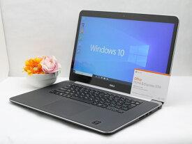 【中古】あす楽 Microsoft Office 2019付き 送料無料 ノートパソコン Windows10 DELL Precision M3800 Core i7 4712HQ 2.3GHz メモリ16GB 新品SSD512GB Bランク F11