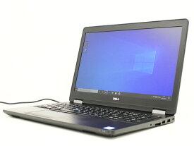 【中古】あす楽 送料無料 ノートパソコン Office付き Windows10 DELL Latitude E5570 Core i3 6100U 2.3GHz メモリ 8GB 新品SSD 256GB Bランク J22