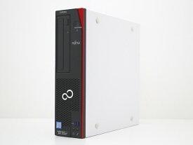 【中古】あす楽 送料無料 デスクトップPC Office付き Windows10 富士通 ESPRIMO D587/RX FMVD2604HP Core i5 6500 3.2GHz メモリ 16GB 新品SSD256GB DVD-RAM Aランク D38