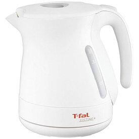 T-FAL ティファール 電気ケトル ジャスティン プラス 1.2L KO340175 ホワイト 【即納】