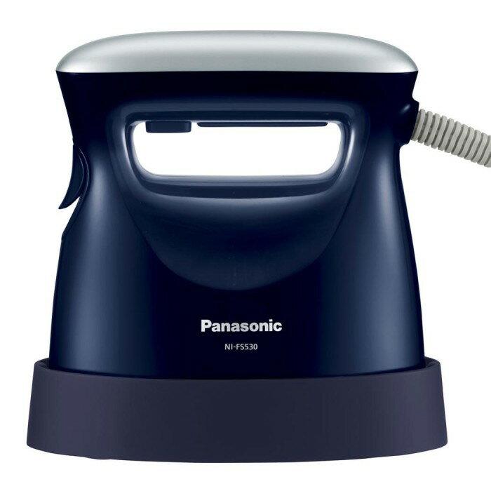 Panasonic パナソニック スチームアイロン 衣類スチーマー NI-FS530-DA ダークブルー 【即納・送料無料】【02P03Dec16】
