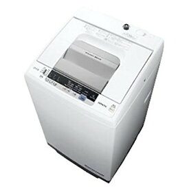 HITACHI 日立 全自動洗濯機 7kg NW-R704-W シャワー浸透洗浄 白い約束 【即納・送料無料・代引き不可】@【02P03Dec16】