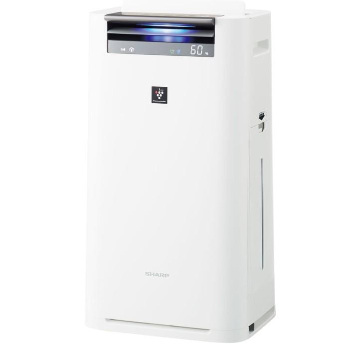 SHARP 高濃度プラズマクラスター25000搭載 加湿空気清浄機 KI-HS50-W ホワイト シャープ【即納・送料無料】