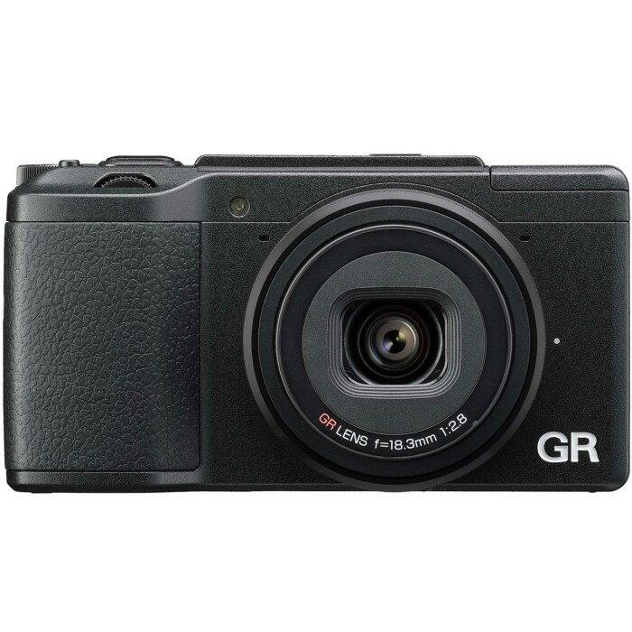 RICOH リコー コンパクトデジタルカメラ GR II 【即納・送料無料】【02P03Dec16】