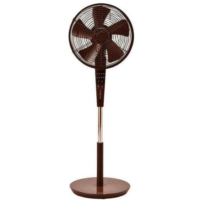 Apice アピックス DCメタル リビングファン AFL-270R-BR ブラウン DC扇風機 DCリビングファン DCモーター DC MOTER【送料無料・即納】【02P03Dec16】