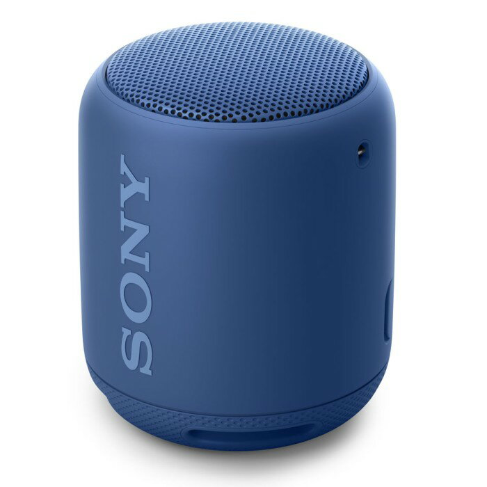 SONY ソニー Bluetooth対応 ワイヤレスポータブルスピーカー SRS-XB10-L ブルー 【即納・送料無料】