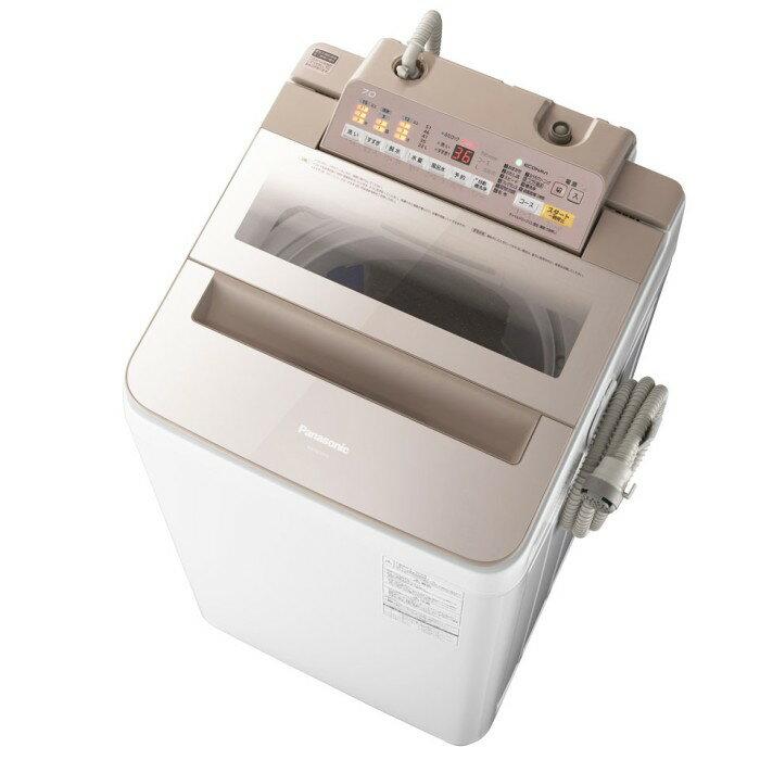 Panasonic パナソニック 全自動洗濯機 洗濯7kg NA-FA70H5-P ピンク 【即納・送料無料】